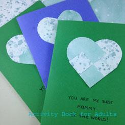 52 weeks of card making: Danish Heart